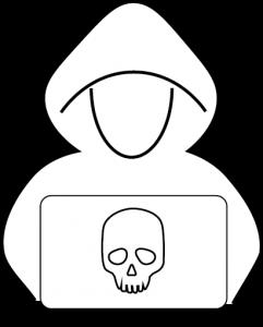 cyber hacker logo